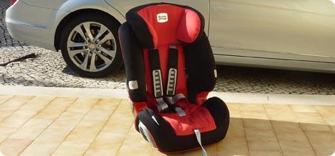 Leje af autostol på ferie - forskel mellem babystol og barnestol - leje af bil typer barnestole ...