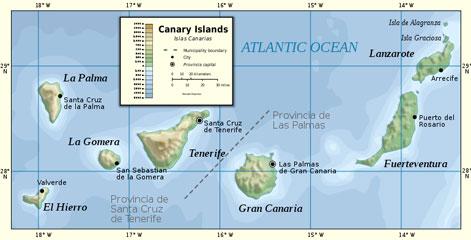 Billigste Billeje Januar Tenerife Tilbud Leje Bil Gran Canaria