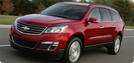 SUV - Chevrolet Traverse
