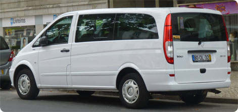Mini bus rental Drive On Holidays