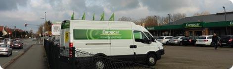 FDM anbefaling billig billeje Tyskland - DR artikel biludlejning Flensborg - Europcar addresse ...