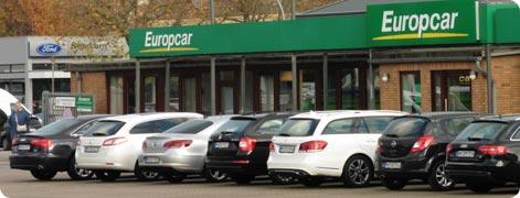 parkering ved flensburg bahnhof