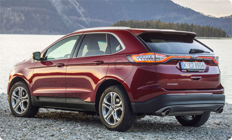 Ford Edge - Rent A SUV in US