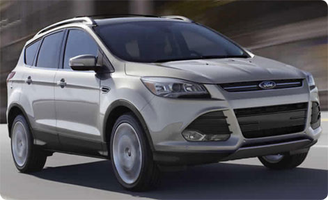 Ford Escape - Rental USA