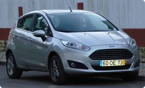 Ford Fiesta Facelift 2013/2014