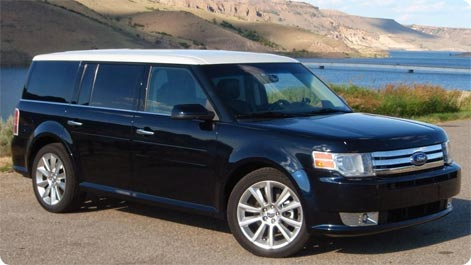 Ford Flex bil USA