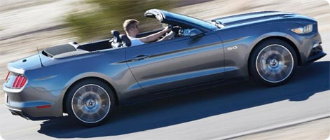 Ford Mustang 2015 Cabriolet