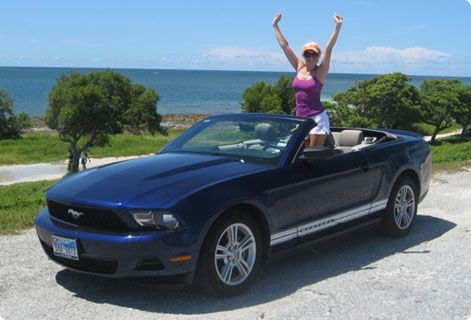 Ford Mustang Rental Advice