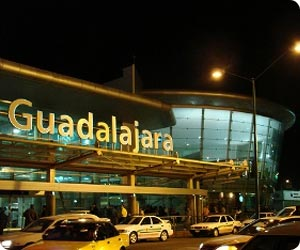 Guadalajara Airport rental cars - billig billeje i Mexico