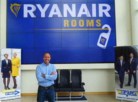 Ryanair Rooms prices