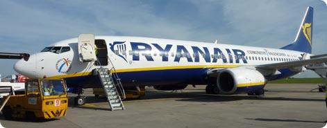 Billund Lufthavn billigste ruter - Wizz Air Billund Ryanair billig-ruter