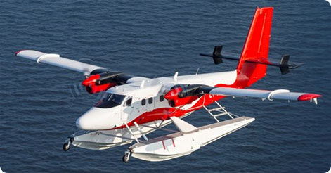 Seaplane Danmark - afgange vandflyver - København Aarhus fartplan - fakta om vandfly afgangstider