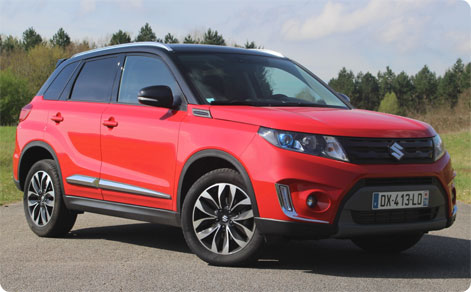 Suzuki Vitara car rental Croatia