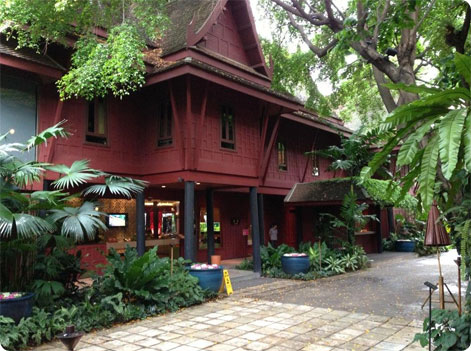 Jim Thompson House Thailand
