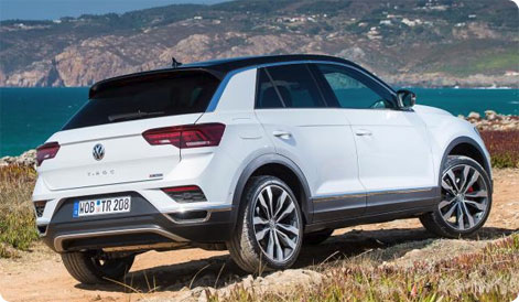 VW T-Roc Crossover