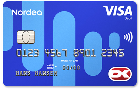 er visa dankort et kreditkort