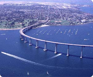 Billeje San Diego Airport - Car Rental Californien
