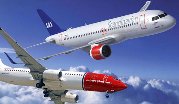 SAS Norwegian redning